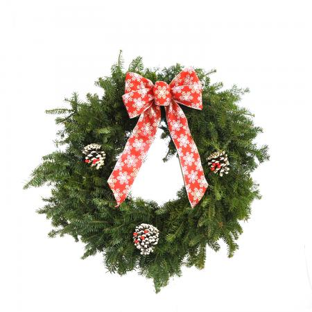 Good Cheer - Balsam Wreath