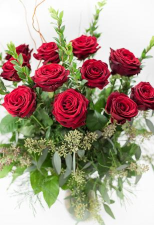 A Dozen Red Roses $89.95