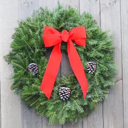 Traditional - Balsam Wreath